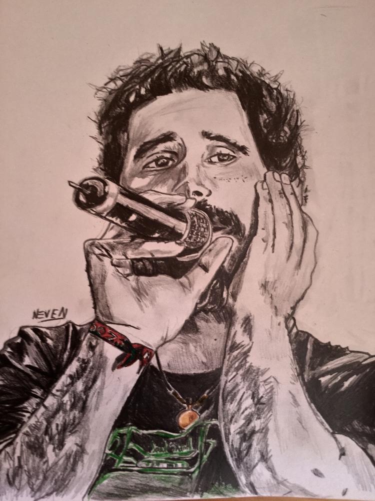 Serj Tankian par Neven